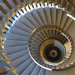 The Attractive Circular Staircase