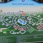 plan Melia cayo santa maria
