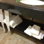 hard to find toilet paper, long folds because of it