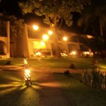 Montemar by night