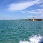 Approaching Boca Chita