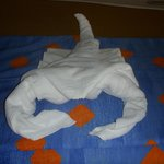towel crab