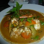 Lobster Panang Curry!!!!