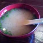 Miso Soup: just OK