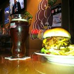 my food and beer