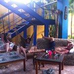 Backyard hangouts