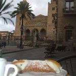 La colazione con panorama nella storia :)