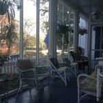 porch paradise!