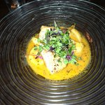 Cobia - fish in a citrus sauce