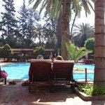 Es Saadi Hotel - Pool