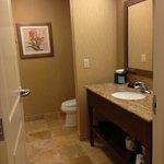 King Bedroom - Bathroom