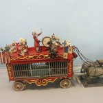 Miniature circus collection