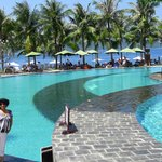 Inviting Pools at Hon Tam Resort