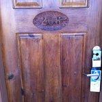 Unique Wooden Door