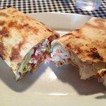 Roman Panino Sandwich