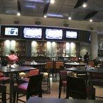 Nice bar plenty of HD Sports monitors