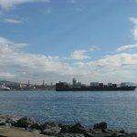 Вид на Мраморное море