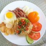 Day 3 breakfast