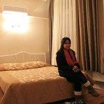 My Room at Antique Hostel