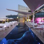 Jumeirah Creekside Hotel - Cuba Rooftop Lounge