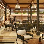 Jumeirah Creekside Hotel - Nomad Restaurant