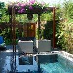 lovely swimming pool