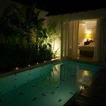 night romatic view
