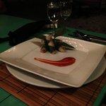 Peter's food art