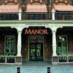 Exterior - The Manor Hotel Amsterdam - Hampshire Eden