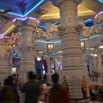 Marvelous architecture of Radha Prem Mandir - Vrindavan