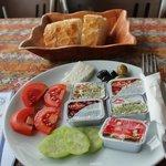My Turkish Traditional Breakfast