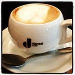 Cappuccino @ Caffe Torino