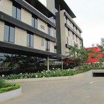 Executive Hotel Samba Foto