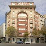 Entrada Hotel Ultonia