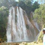 de waterval een adembenemend spectakel