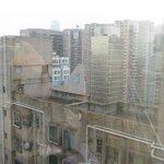 シティービューの眺め、周りは下町感が濃厚