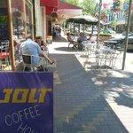 Jolt's sidewalk view