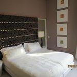 Large comfy bed 303