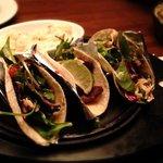 Korean Steak Tacos