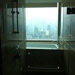 vista banheiro