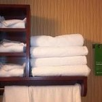 4 sets of towels for each room