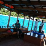 in the maldivian dhoni