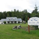 Our first B&B in Alaska!!