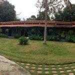 Jardines y edificación