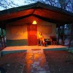 La nostra camera o tenda