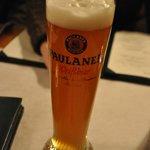 Paulaner Hefe Weiss Beer