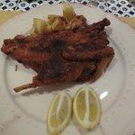 Pressed Chicken