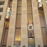Gli ascensori in funzione