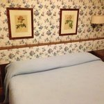 la nostra camera. stile antico, ma perfetta come manutenzione e pulizia.