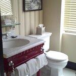 Bathroom rm 312